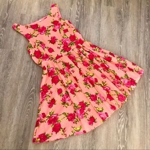 Floral Betsy Johnson Tea Dress